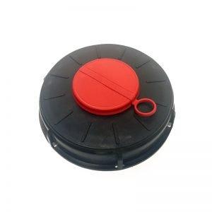 Lock till IBC-behållare S160x7, med ventil