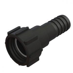 """Adapter till IBC-behållare S60X6 svivel -> 1½"""" slang"""