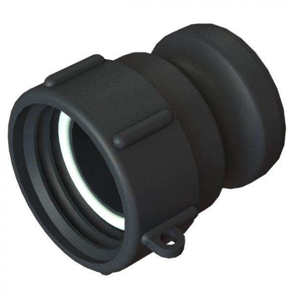 Adapter till IBC-behållare S60X6 -> 2″ Camlock
