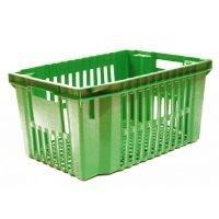 Plastback för grönsaker, 600x400x285
