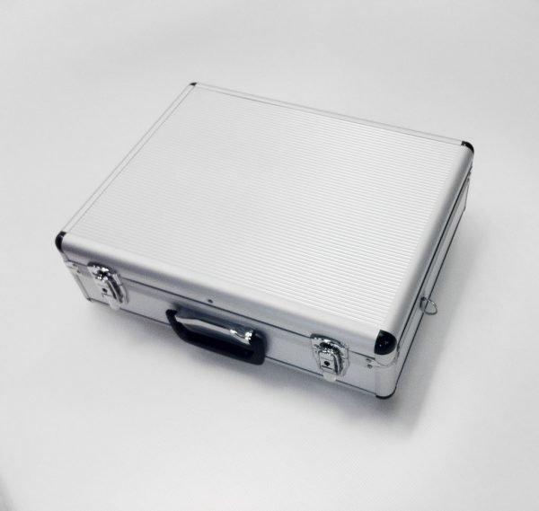 Aluminium portfölj 430x330x120