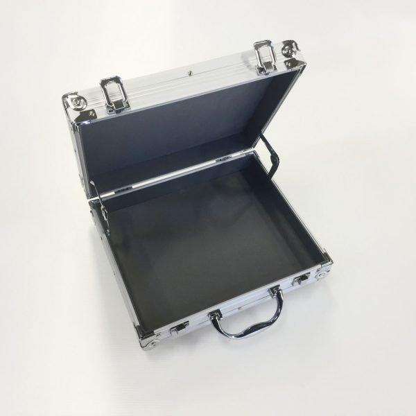 Aluminium portfölj 310x260x80