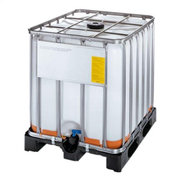 IBC-behållare PolyEx-klassad