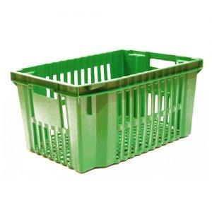 Plastbackar för grönsaker