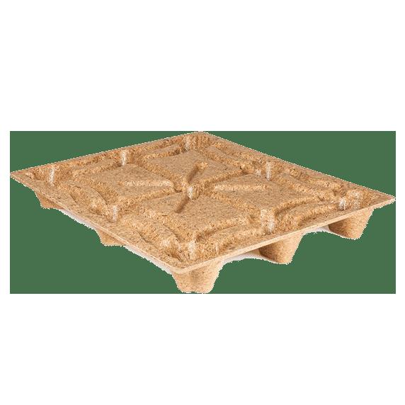 Presswoodpall 1000×1200, 900 kg