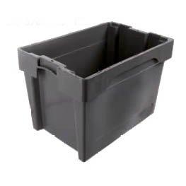 Plastlåda 600x400x350