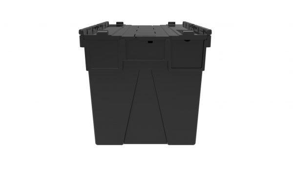 Flyttlåda med lock 600x400x365