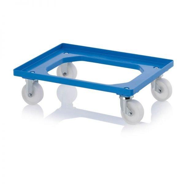 Backvagn med polyamidhjul, 620x420