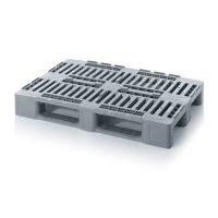 Plastpall H1, 800x1200x163