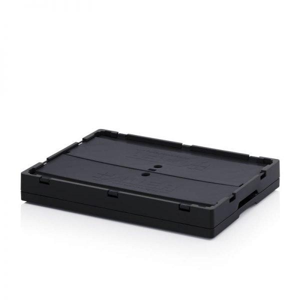Vikbar ESD- back, 600x400x320