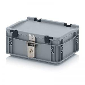 Euro behållare, låsbara, 300x200x135