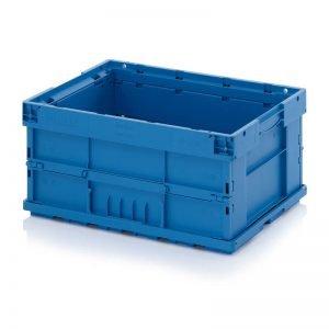Fällbar plastback, 600x400x280