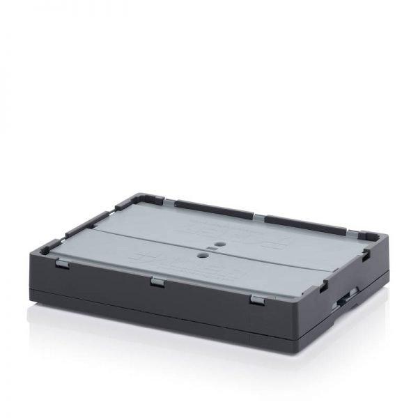 Fällbar plastlåda, 600x400x420