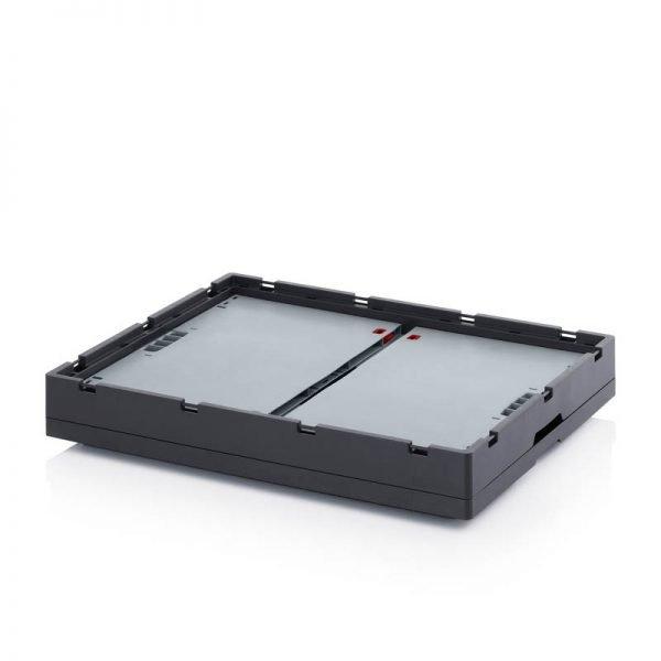 Fällbar plastlåda, 800x600x445