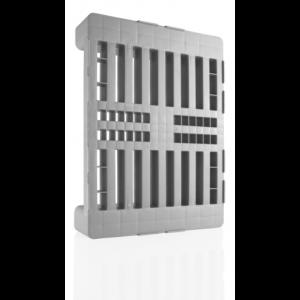 Plastpall 800x600x160, 500 kg